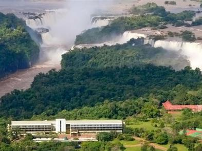 iguazu sheraton four season